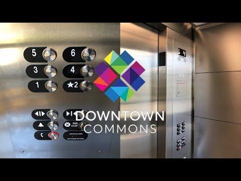 Mod Complete! IMPRESSIVE Westinghouse To OTIS Elevator Modernization-DOCO West Garage-Sacramento, CA