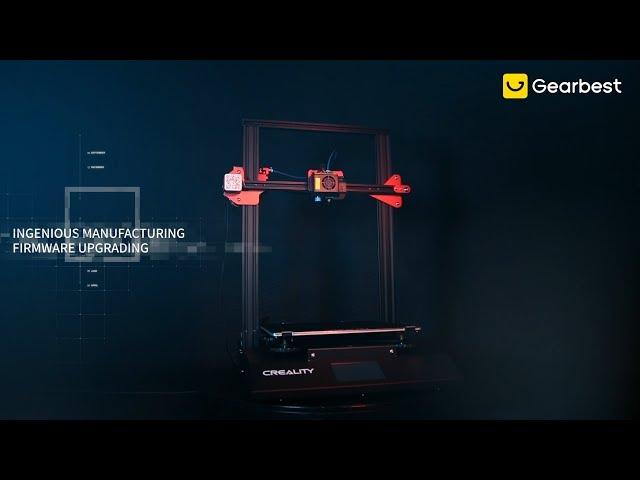 Creality CR - 10S Pro 300 x 300 x 400mm 3D Printer