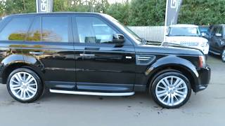2010 Range Rover Sport HSE for sale at George Kingsley
