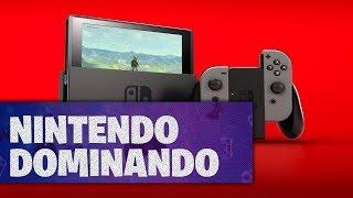 Capcom quer lançar grandes franquias e Nintendo Switch lidera no Japão