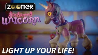 Zoomer | Enchanted Unicorn | Light Up Your Life!
