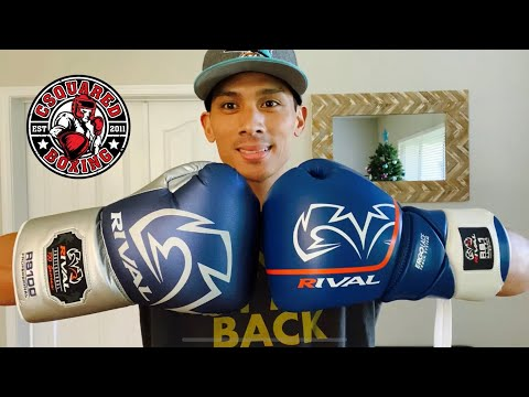 Rival RS100 VS Rival RS1 Ultra 2.0 Sparring Gloves- COMPARISON REVIEW!