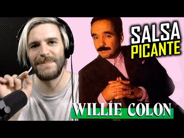 Escucho/Analizo a Willie Colón por primera vez | ShaunTrack