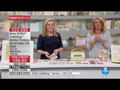 HSN | Crafter's Companion 01.10.2017 - 01 AM