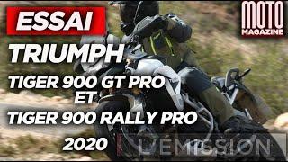 TRIUMPH TIGER 900 GT PRO & RAL…