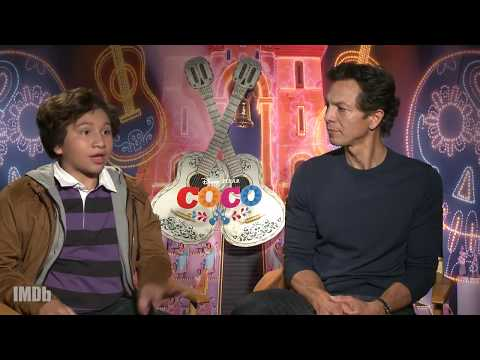 Why the Stars of 'Coco' Love Their Characters | IMDb EXCLUSIVE