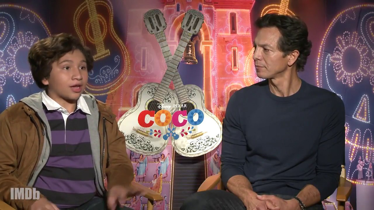 Why The Stars Of Coco Love Their Characters Imdb Exclusive