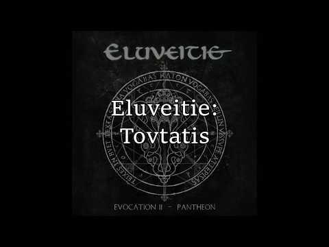 Eluveitie - Tovtatis (English & Gaulish lyrics)