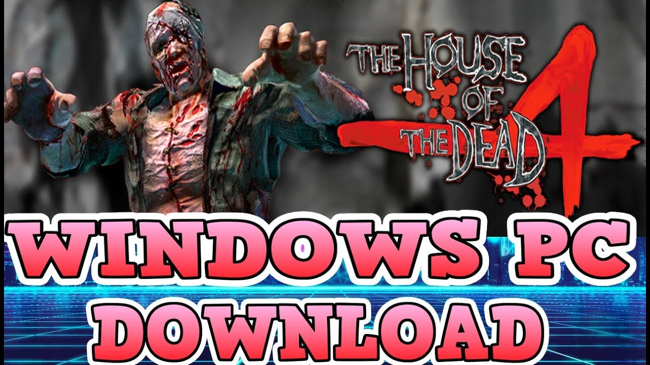 The House Of The Dead 4 Para Pc Arcade Version Tutorial