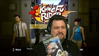 Kung Fu Rider (Playstation 3) - Croooow Plays