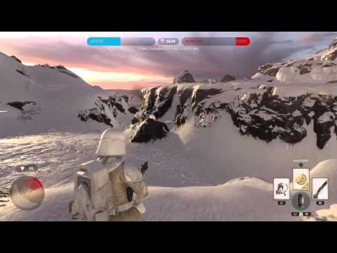 Battlefront: un dia para sobrevivir