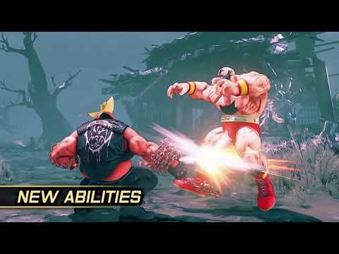 Street Fighter V: Arcade Edition – V-Trigger II Teaser