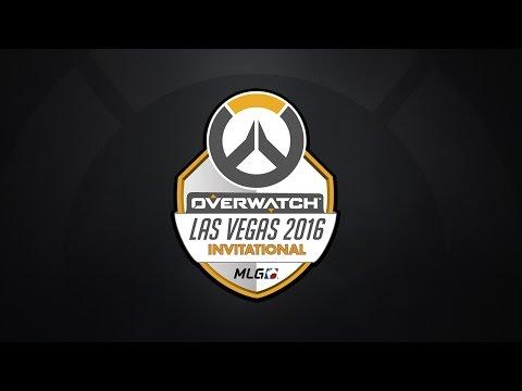 MLG Vegas - Overwatch North American Invitational Day 2