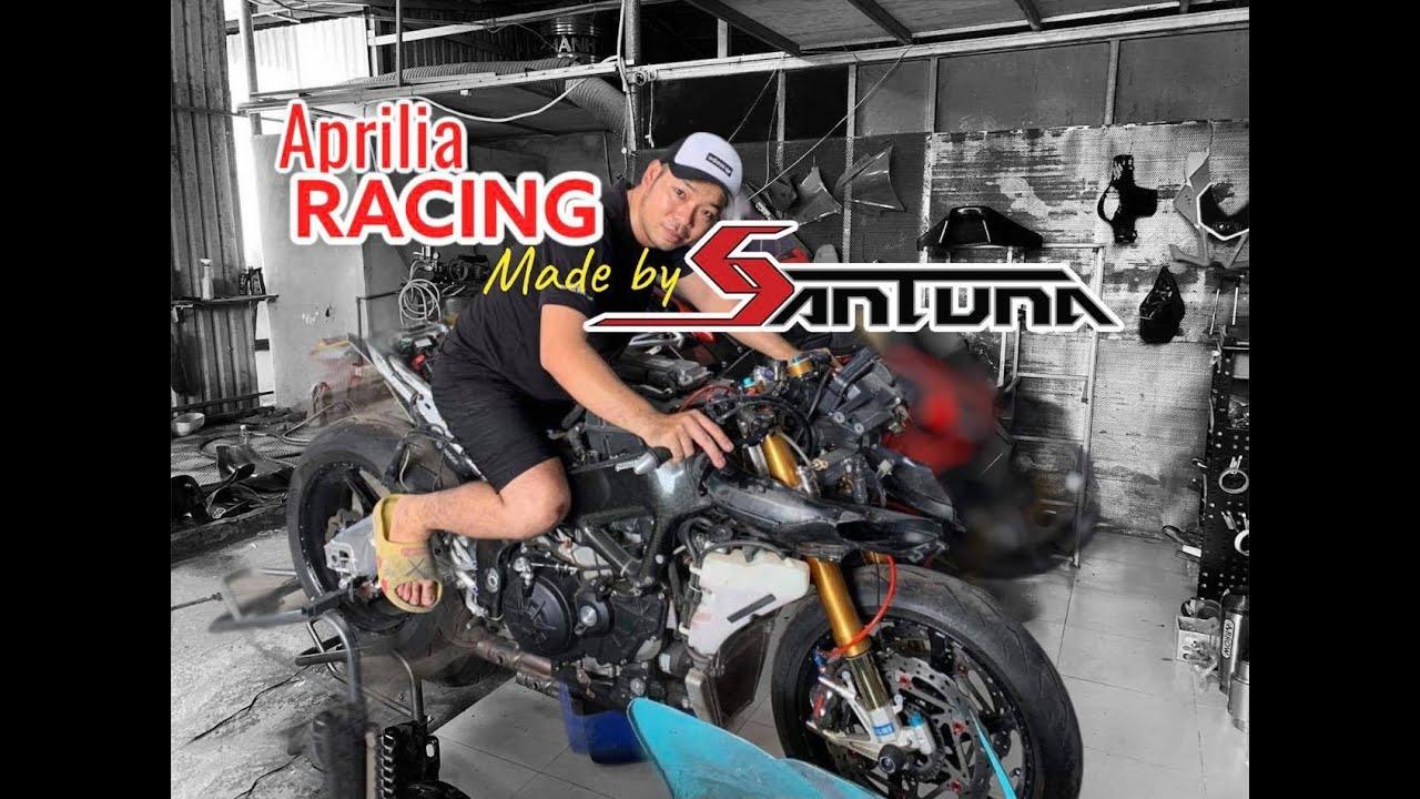 RSV4rf phiên bản racing  MRken 6789