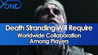 Death Stranding Will Require Worldwide Collaboration Among Players, According to Mads Mikkelsen
