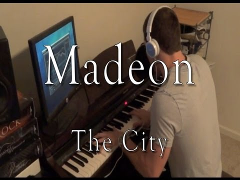 Madeon - The City (Evan Duffy Piano Cover)