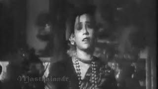 milke bichhad gayi ankhiyan..amirbai karnataki-d n madhok-Naushad-Ratan 1944..a tribute