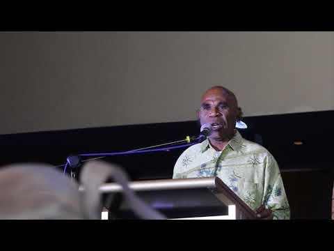 Alex Waisimon - ASEAN Biodiversity Hero