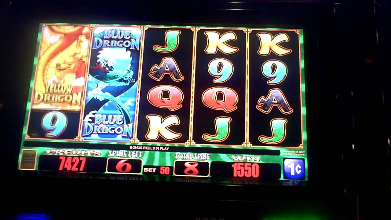 Dragons Wild Slot Machine