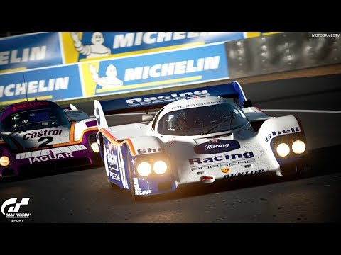 Gran Turismo Sport Spec II Opening Video (Added In Update 1.46)
