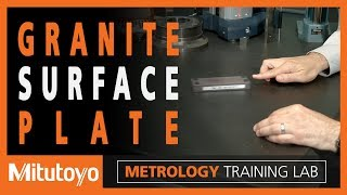 Granite Surface Plate - The Foundation of Metrology