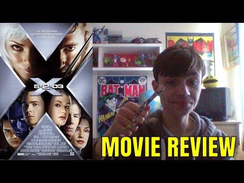 X2 X-Men United movie review