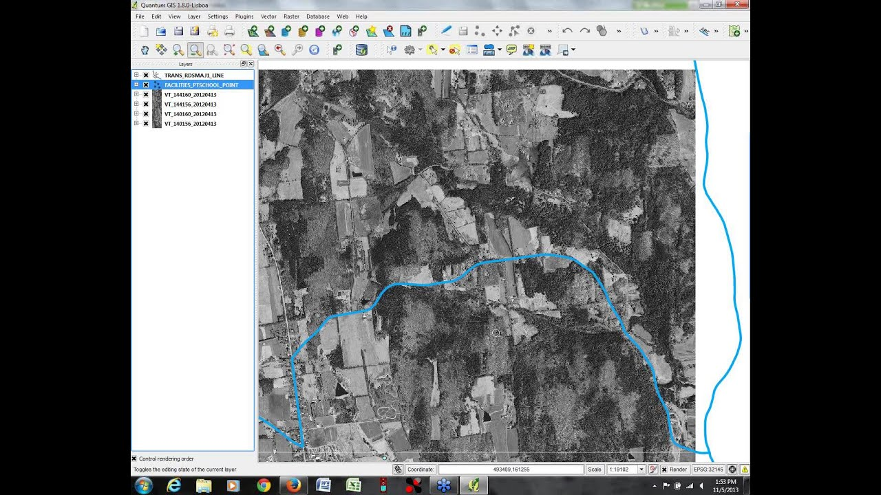 QGIS Archives - Canadian GIS & Geomatics