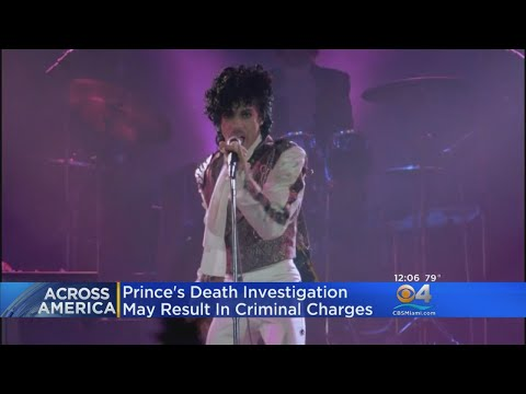 Prosecutors May Announce Charges In Prince Death