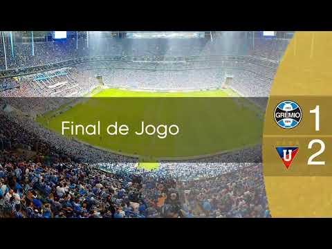 Grêmio x LDU - Copa Sul-Americana, Ao vivo