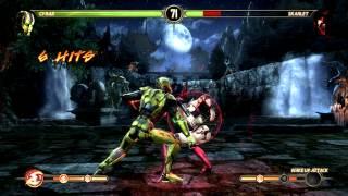 Mortal Kombat Komplete Edition - 60FPS Test