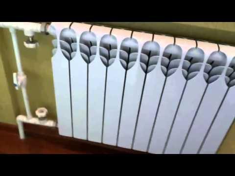 Биметаллический радиатор. Купить биметаллические радиаторы отопления