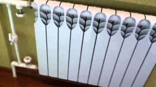 Биметаллический радиатор. Купить биметаллические радиаторы отопления(, 2015-03-30T13:09:32.000Z)