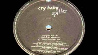 Spiller - Cry Baby (Original Mix)