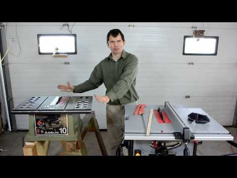 Jobsite saw review
