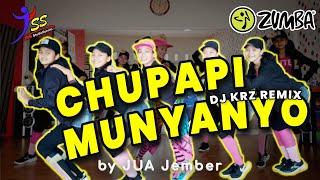 Download lagu CHUPAPI MUNYANYO -  DJ KRZ REMIX / Tiktok Viral / Zumba / Choreo by Zin JUA_Jember