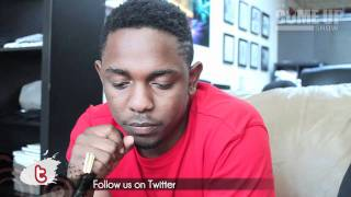 Kendrick Lamar talks J.Cole Production, his father, Hiiipower