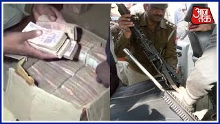 100 Shehar 100 Khabar: Semi-Automatic Rifles, Rs 6 Lakh Recovered From BSP's Candidate in Aligarh