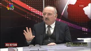 17/11/2017 ORDU MEYDANI (Av.ATİLLA ŞAHİN - Av.TEVFİK KARABULUT / İYİ PARTİ ORDU İL BŞK.)