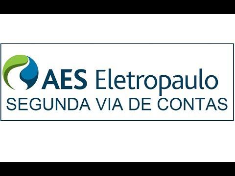 ELETROPAULO SEGUNDA VIA - 2 VIA DE CONTA AES EM 2 PASSOS E TELEFONE ELETROPAULO 24 HORAS