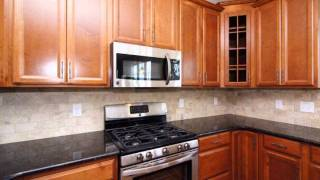 Kitchen Floor Plan Modification And Cabinet Design: The Gershwin