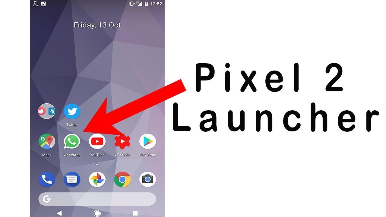 pixel 2 launcher apk download