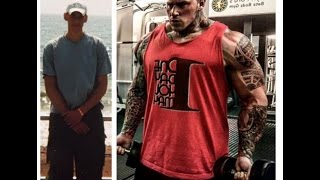 Incredible Body Transformation !!! Martyn Ford ( Undisputed 4 )