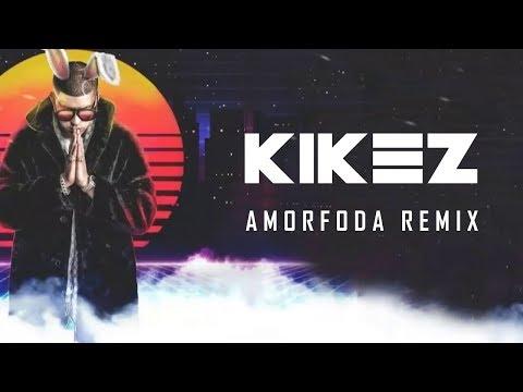 BAD BUNNY - Amorfoda (KIKEZ REMIX) Trap Promo Latino