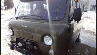 УАЗ 3309 Комби 2016 Рестайлинг. Обзор автомобиля