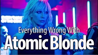 Everything Wrong With Atomic Blonde In 14 Minutes Or Less thumbnail