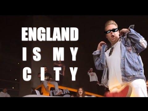 Nick Crompton ft. Jake Paul & Team 10 - England Is My City (Full Song)