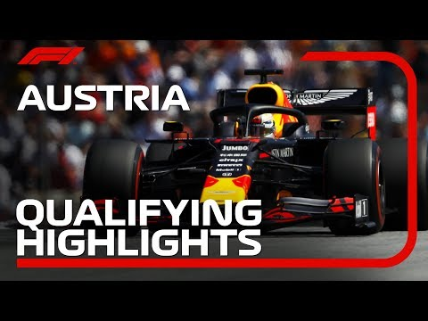 Melbourne grand prix 2019 qualifying results