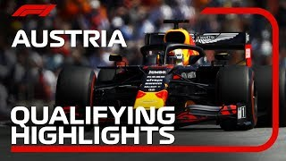 2019 Austrian Grand Prix: Qualifying Highlights