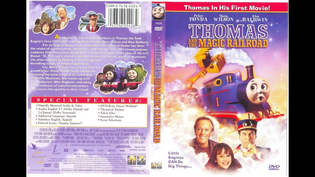 Tren Mágico Peliculas El Thomas Wwwmiifotoscom