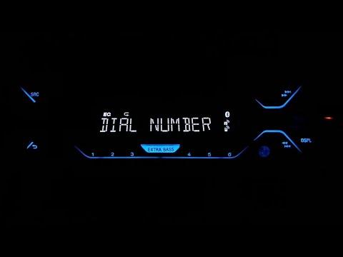 SONY DSX-A410BT CAR BLUETOOTH PLAYER